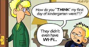 wifi health risks on children