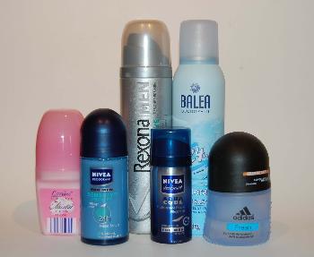 deodorant side effects