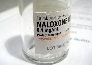 naloxone side effects