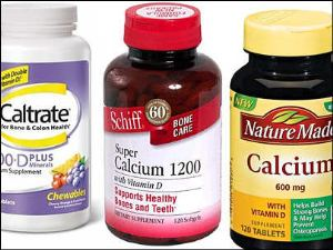 calcium supplement side effects