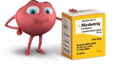 myrbetriq side effects