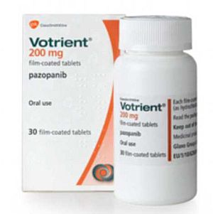 votrient side effects medication guide