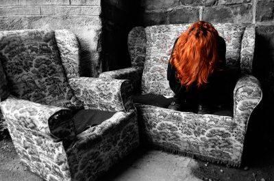 does nexplanon cause depression - sad woman