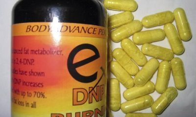 DNP side effects