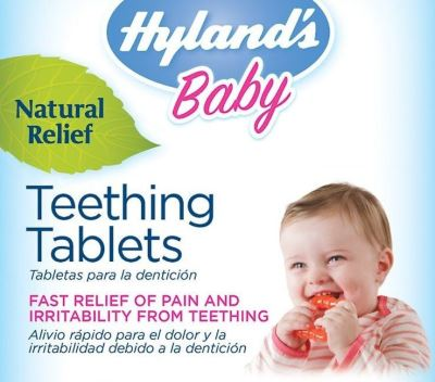 homeopathic teething tablets safe or not
