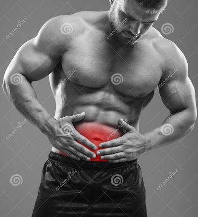 whey protein side effects - cramps