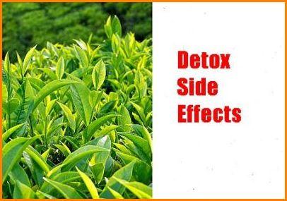 detox side effects