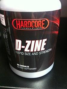 d-zine supplement side effects