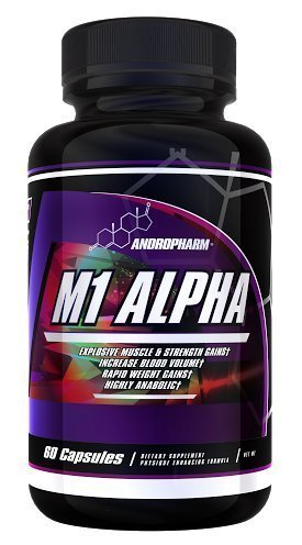 m1 alpha side effects